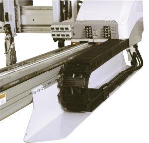 רובוטיקה לתעשיית הזרקת פלסטיק