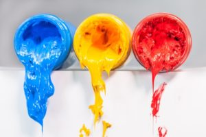 צבעים להדפסה