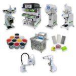 מכונות דפוס טמפון 1-4 צבעים, מערכות אוטומטיות